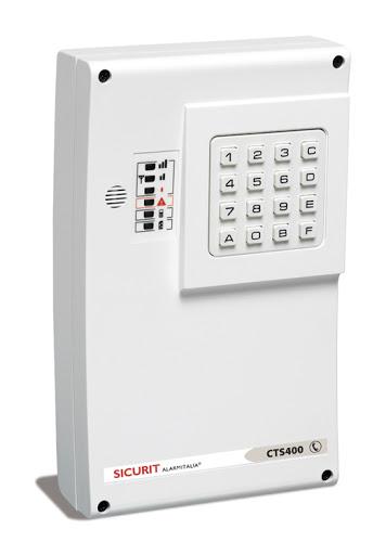 CTS400 Sicurit